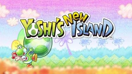 VideoTest : Yoshi's New Island