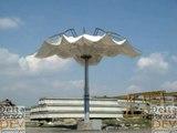 Delta Parasol DEV Şemsiye ® Yükseklik Ayarlı Compact