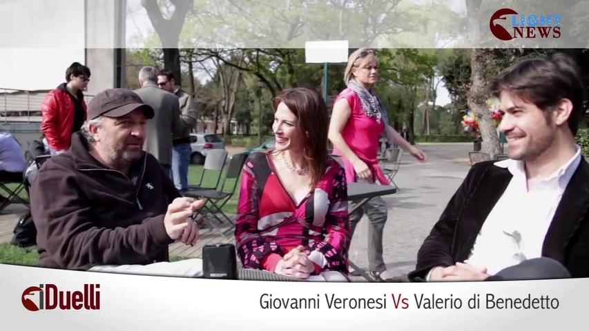 Light News 01 - I Duelli Giovanni Veronesi vs Valerio di Benedetto