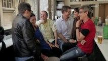 'El culo del mundo' de Andreu Buenafuente: Reunión de actores