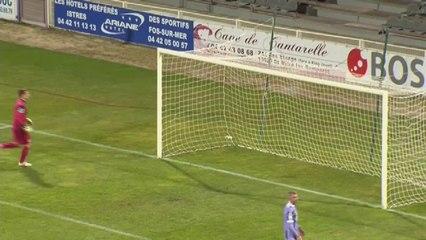 Istres - Caen 2-3