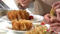 Raies oignons rouges / Rillettes de raie oignons frits - Péché gourmand S3 E25