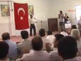 Muhtarlar Arası İstiklal Marşı'nı En Güzel Okuma Yarışması