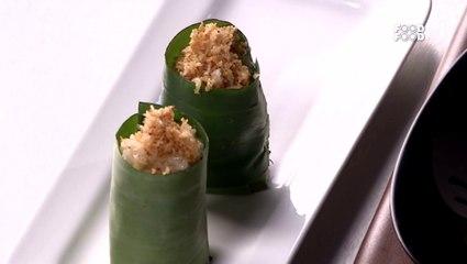 Thai Sweet Coconut Rice   Teatime