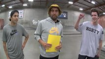 Amazing Battle at the Berrics 7 between Paul Rodriguez vs Jonny Giger - Skateboarding