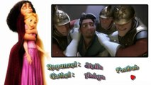 Doppiaggio: Rapunzel & Gothel -La Discussione Finale- (FanDub) ~ [Ashye&Stella]