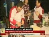 TGRT Haber TV - Haberler - Ibatech Fuarı Haberi - 12.04.2014