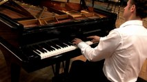 Julien Faure  Ft. Chopin - Enregistrement d'un CD de Chopin