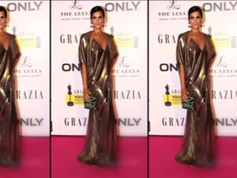 Fashion disasters at Grazia Young Fashion Awards