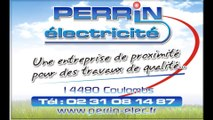 Travaux d'installation électrique en Normandie - PERRIN Electricité CAEN