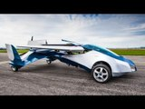 Cars that fly: Aeromobil could be flying cars of the future