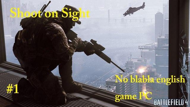 Battlefield 4 - Multiplayer PC #1