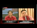 Hassan Nisar with Dr Danish programe Sawal ye hi_clip6