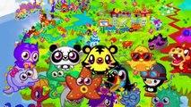 Moshi Monsters - Moshi Moshi Moshi! Inspired by Badger Badger Badger - Free Online Virtual Pet[360P]