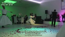 Balıkesir ilahi grubu ve semazen gösterisi ile islami düğünler balıkesir ilahili düğünler