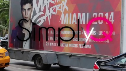 DJ Martin Garrix Drops by Overtown Youth Center to Celebrate Miami Music Week