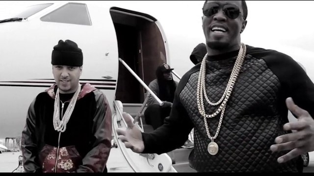 "FRENCH MONTANA ft DIDDY & RICK ROSS & LIL DURK & CHINX DRUGZ & JADAKISS "" Paranoid "" (Official Remix Video 2014)."