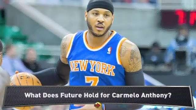 Where Will Carmelo Anthony End Up?