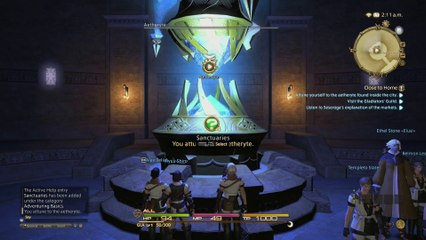 Final Fantasy XIV A Realm Reborn - Starting Block - PS4