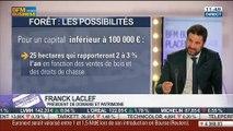 Diversifier son placement par l'investissement dans les forêts: Franck Laclef, dans Intégrale Placements – 15/04