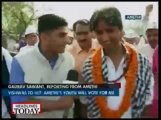 Kumar Vishwas to file nomination today