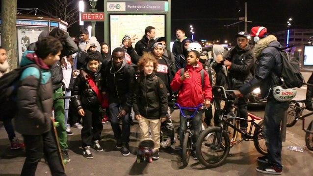 Partageons le skatepark de Lille