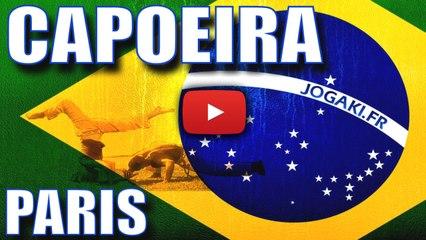 Capoeira Paris - Film Abada Capoeira Jogaki