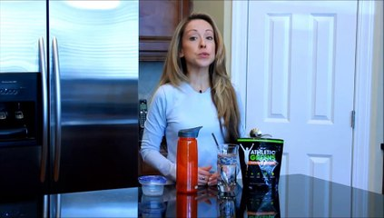 Isabel De Los Rios from Beyond Diet Talks About Athletic Greens Superfood Benefits