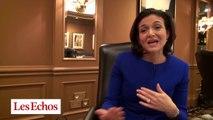 "Sheryl Sandberg : ""Facebook permet un marketing personnalisé"""