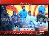 Kamran Akmal dancing in Umar Akmal's Rasm-e-Hina