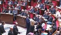 [ARCHIVE] Rythmes scolaires : réponse de Benoît Hamon au député Franck Reynier lors des questions au Gouvernement à l'Assemblée nationale, le 15 avril 2014
