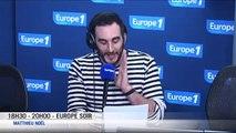 Matthieu Noël se félicite des audiences d'Europe 1