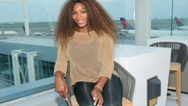 """Serena Williams Models Bikinis For Fitness: """"I'm Proud Of My Large Boobs!"""""""