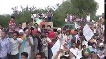 Bhagwant Mann and Kejriwal rally in Punjab