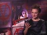 NATALIE PORTMAN - V FOR VENDETTA INTERVIEW - Entertainment/Celebrity/Movies