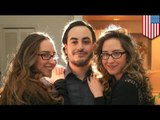 Bizarre Love Triangle: Twin sisters share everything, including their BOYFRIEND