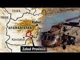 Black Hawk down: helicopter crash kills 6 US soldiers in Afghanistan