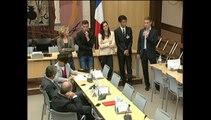 Présentation des travaux réalisés par des étudiants de Sciences Po et du Centre Michel Serres  - Jeudi 10 Avril 2014