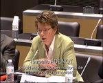 Audition de Mme Isabelle Adenot, présidente, M. Jean-Pierre Paccioni, président du conseil central de la section B et M. François Trivin, vice-président du Conseil national de l'ordre des pharmaciens - Jeudi 10 Mars 2011