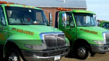 Towing & roadside assistance Services from Green Machine Towing