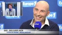 Nicolas Canteloup : la Nabila d'Europe 1