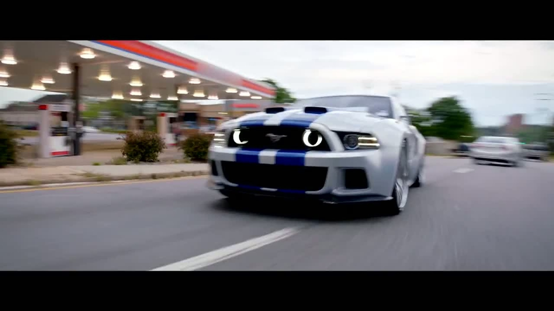 Need For Speed Ford Mustang Video Dailymotion