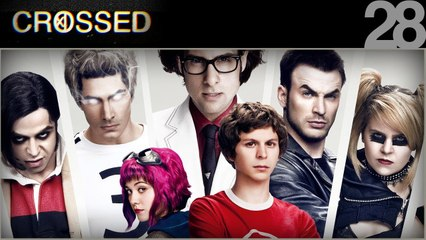 CROSSED / 28 / SCOTT PILGRIM VS THE WORLD