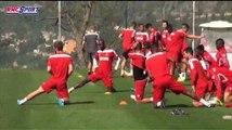 Football / Coupe de France : Monaco, objectif finale - 16/04