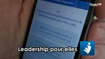 """Le ministère des droits des femmes lance l'appli: """"Leadership pour elles"""" - 16/04"""