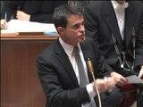 """Manuel Valls: """"Il ne s'agit pas d'austérité"""" - 16/04"""