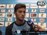 """Le Havre - Tours FC """"Le Havre, une équipe qu'on aime rencontrer"""" (X. Chavalerin) :"""