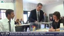[TARBES] Election du président du Grand Tarbes 1re partie (15 avril 2014)