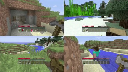 Trailer Edition PS3 de Minecraft