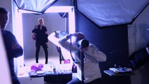Candice Renoir : Le making off du shooting photos